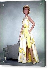 Mitzi Gaynor, 1950s Acrylic Print by Everett