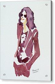 Mj 2009 Acrylic Print