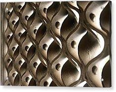 Modernista Wrought Iron Gate Acrylic Print