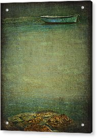 Molunat-croatia Acrylic Print by Mario Celzner