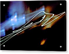 Momemtary Lapse Acrylic Print by Henry Rowland