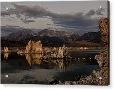 Mono Lake At Sunrise Acrylic Print