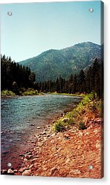 Montana Acrylic Print