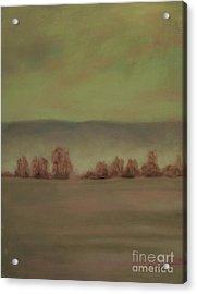 Montana Landscapes II Acrylic Print by Sabina Haas