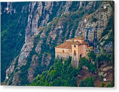Montserrat Acrylic Print by Albert Tan photo
