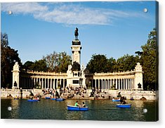 Monument To Alfonso Xii Acrylic Print