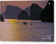 Moods Ha Long Bay Acrylic Print