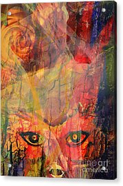 Moods In A Period Acrylic Print