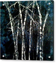 Moods Of Winter Acrylic Print