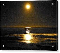 Moon Dust Acrylic Print