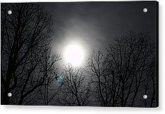 Moonlight Carolina Acrylic Print