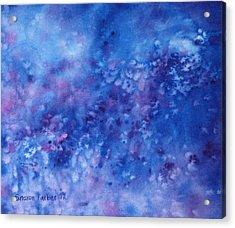 Moonlight Acrylic Print by Sharon Farber
