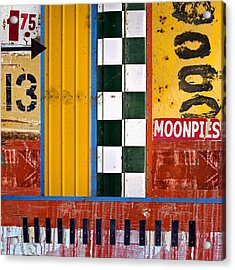 Moonpies Number 1 Acrylic Print
