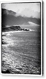Morning Along The Coast Acrylic Print by John Rizzuto