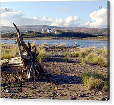 Morning At Margaree Harbour Acrylic Print
