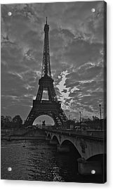 Acrylic Print featuring the photograph Morning Light  by Eric Tressler