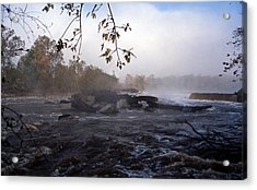 Morning On The Potomac Acrylic Print