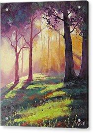 Morning Sunlight Acrylic Print