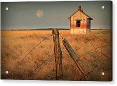 Mornings Calm Acrylic Print by Al  Swasey