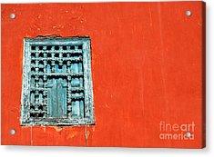 Morocco Acrylic Print by Milena Boeva