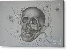 Mortality Acrylic Print