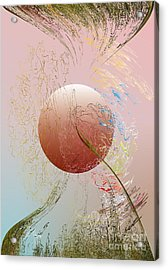 Motion Acrylic Print by Leo Symon