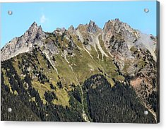 Mount Baker National Forest Acrylic Print