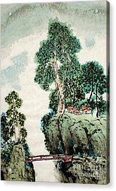 Mountain Dream Acrylic Print