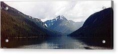 Mountain Lake Acrylic Print