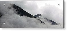 Mountains To Touch The Sky Acrylic Print