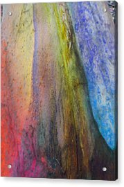 Acrylic Print featuring the digital art Move On by Richard Laeton