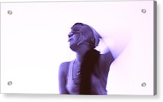 Acrylic Print featuring the photograph Movement by Blair Stuart