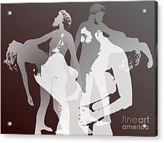 Movement Acrylic Print