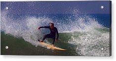 Moving In The O'neil Spirit Acrylic Print