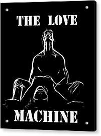 Mr Lover Lover Acrylic Print by Steve K