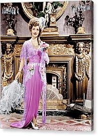 Mr. Skeffington, Bette Davis, 1944 Acrylic Print by Everett