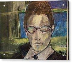 Mr. Wonderful Acrylic Print