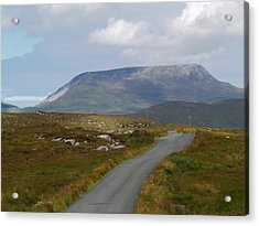 Muckish Mountain Acrylic Print