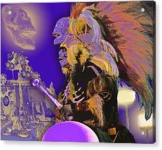 Muerto Acrylic Print