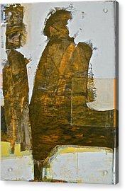 Mummy Shunt Acrylic Print by Cliff Spohn