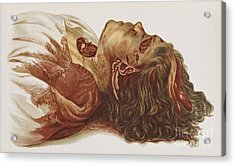 Murder Victim 1898 Acrylic Print by Science Source