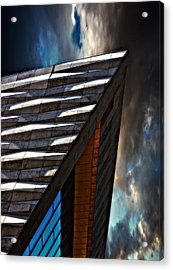 Museum Of Liverpool Acrylic Print by Meirion Matthias
