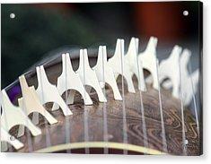 Musical Bridge Acrylic Print