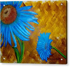 My Flowering Blossom Acrylic Print