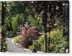 My Garden 6 Acrylic Print