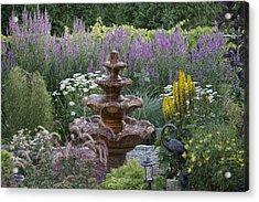 My Garden 8 Acrylic Print