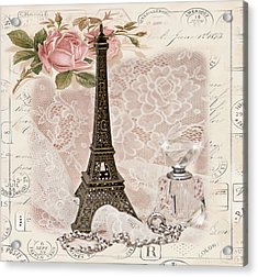 My Paris Acrylic Print