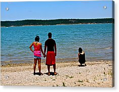 Acrylic Print featuring the photograph My Sister's Keeper by Joe Finney