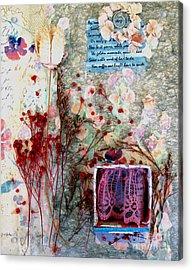 My Stage Acrylic Print by Sandy McIntire