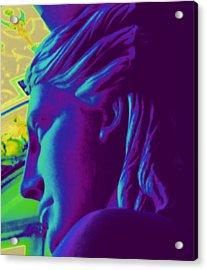 My Vegas Caesars 16 Acrylic Print by Randall Weidner